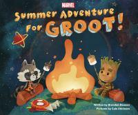 Summer Adventure for Groot!