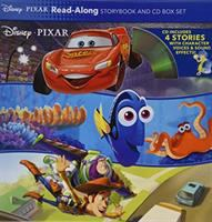 Disney Pixar Read-along Storybook and CD Box Set