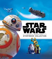 Star Wars Galactic Adventures Storybook Collection