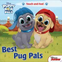 Disney Puppy Dog Pals : Best Pug Pals