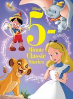 Disney 5-Minute Classic Stories