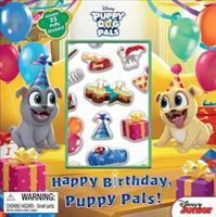 Happy Birthday Puppy Pals
