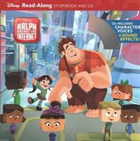 Ralph Breaks the Internet Read-along Storybook and CD