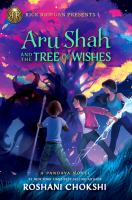 Media Cover for Aru Shah and the Tree of Wishes