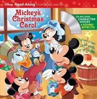 Mickey's Christmas Carol Read-Along Storybook And Cd