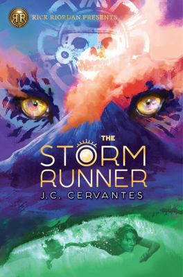 The Storm Runner(book-cover)