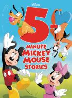 5 minute Mickey Mouse stories.