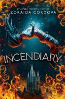 Cover of Incendiary (Hollow Crown #