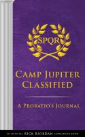CAMP JUPITER CLASSIFIED