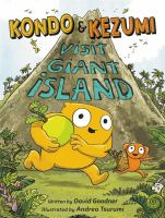 Media Cover for Kondo and Kezumi Visit Giant Island