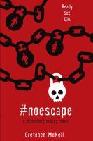 #NoEscape-:-a-#MurderTrending-novel-