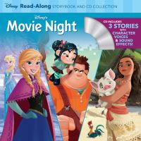 Movie Night Read-along Storybook and CD Collection