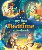 Disney Pixar. My first bedtime storybook.