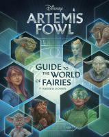 Media Cover for Artemis Fowl's Guide to the World of Fairies
