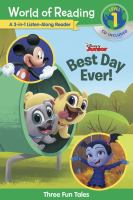 Disney Junior Best Day Ever!