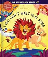 LION KING: I JUST CAN'T WAIT TO BE KING [read Along Set]