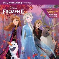 Frozen 2 Read-along Storybook