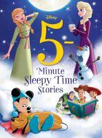 5-minute sleepy time stories.