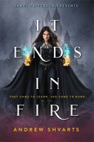 It ends in fire368 pages ; 24 cm