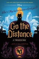 Go the distance : what if Meg had to become a Greek god?