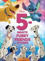 5-minute furry friends stories.