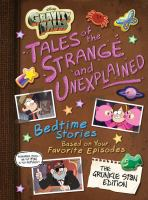 Gravity Falls, Tales of the Strange and Unexplained
