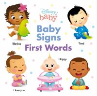 Disney Baby Baby Signs: First Words