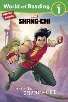 This Is Shang-Chi