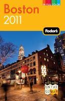 Fodor's ... Boston