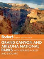 Grand Canyon & Arizona National Parks