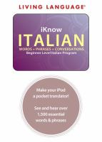 IKnow Italian