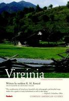 Compass American Guides Virginia