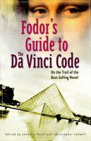 Fodor's Guide to The Da Vinci Code