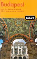 Fodor's Budapest