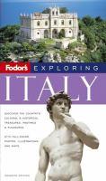 Fodor's Exploring Italy