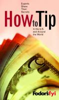 How to Tip