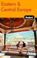 Fodor's Eastern & Central Europe