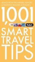 Fodor's 1,001 Smart Travel Tips