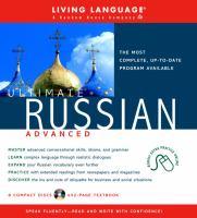 Living Language ultimate Russian