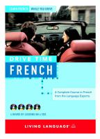 Learning A New Language While Driving! Why Not?