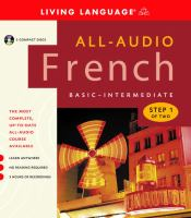 All-audio French 1