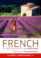Starting Out in French