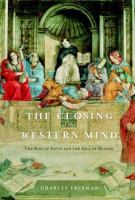 Closing of the Western Mind
