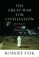 The Great War for Civilization