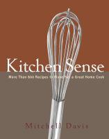 Kitchen Sense