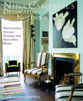 Nina Campbell's Decorating Notebook
