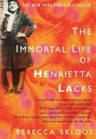 Cover of The Immortal Life of Henri