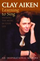 Learning to Sing