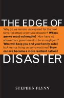 The Edge of Disaster