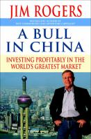 A Bull in China
